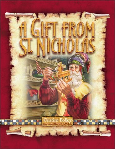 9781562927745: A Gift from St. Nicholas