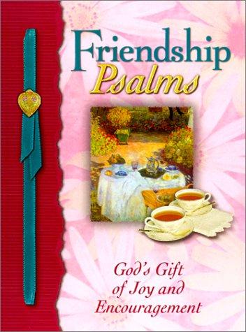 9781562928339: Friendship Psalms (Psalms (Honor Books))