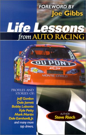 Life Lessons from Auto Racing: Steve Riach
