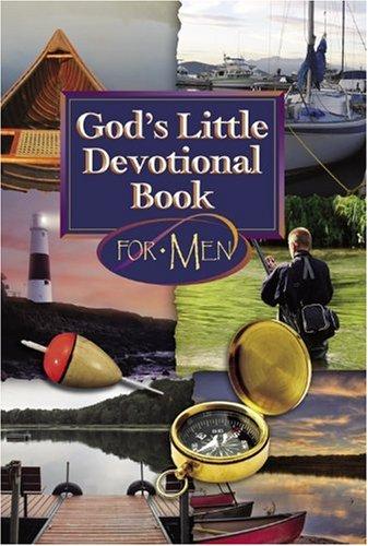 9781562929763: God's Little Devotional Book for Men