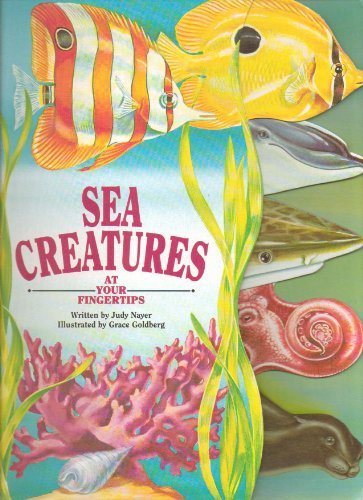 Sea Creatures (At Your Fingertips (McClanahan)): Nayer, Judy