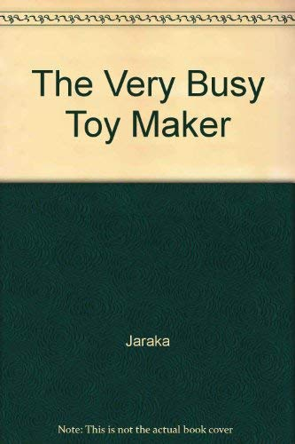 9781562933067: The Very Busy Toy Maker