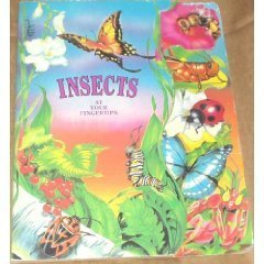 Insects (At Your Fingertips (McClanahan)): Judy Nayer; Illustrator-Grace