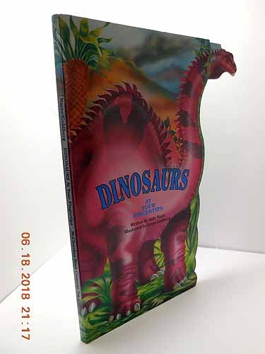 Dinosaurs (At Your Fingertips (McClanahan)) by Nayer,: Nayer, Judy; Goldberg,