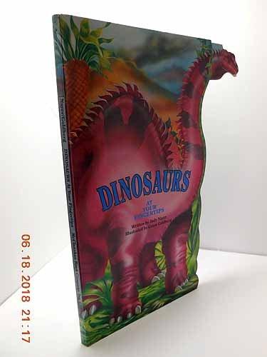 Dinosaurs (At Your Fingertips (McClanahan)): Judy Nayer; Illustrator-Grace Goldberg