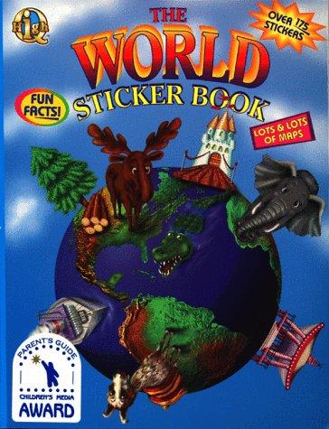 The World Sticker Book: n/a