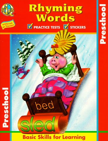 Rhyming Words (High Q Workbook Series) (1562939556) by McClanahan Book Company; Rutman, Shereen G.