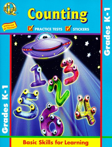 Counting: Grade K-1 with Sticker (High Q: Horizons, Learning