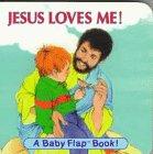 9781562939908: Jesus Loves Me! (Baby Flap Book!)