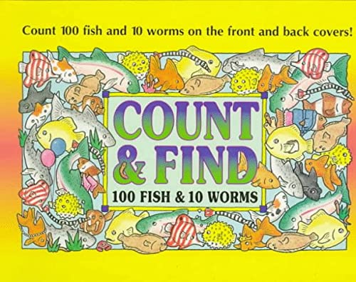 100 Fish and 10 Worms : Count and Find