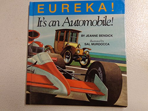 9781562940577: Eureka! It'S An Automobile (Inventing)