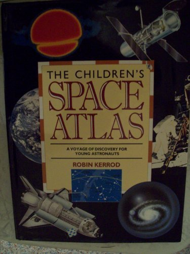 9781562941000: Children'S Space Atlas Trd