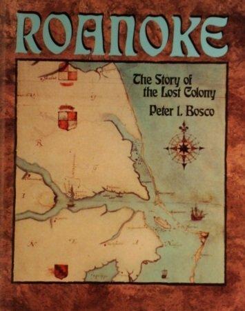 9781562941116: Roanoke (Spotlight on American History)
