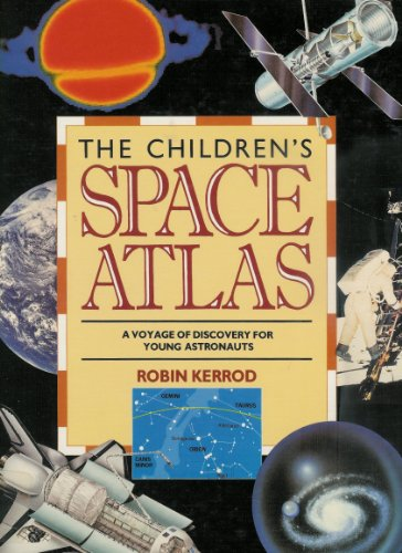 9781562941642: Child Atlas: Space (Children's Atlas)