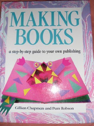 9781562941697: Making Books Trd