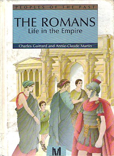 9781562942007: Romans, The (Peoples of the Past)