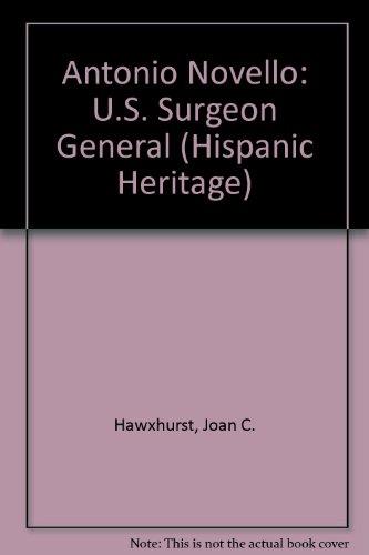 Antonia Novello (Hispanic Heritage): Joan C. Hawxhurst