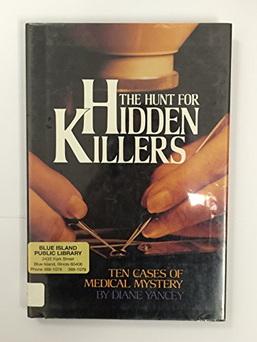 9781562943899: Hunt For Hidden Killers