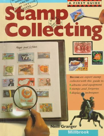 9781562943998: Stamp Collecting (First Guide)