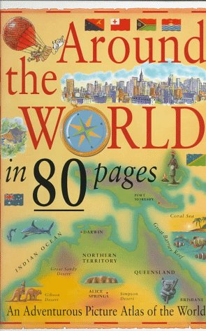 9781562946265: Around the World in 80 Pages