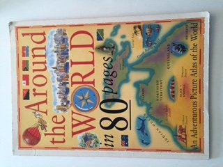 9781562946449: Around The World in 80 Pages