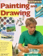 Painting And Drawing/Trd (First Guide): Judy Martin
