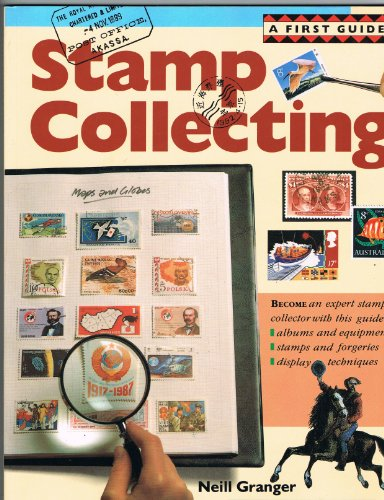 9781562947347: Stamp Collecting (Pb) (First Guide)