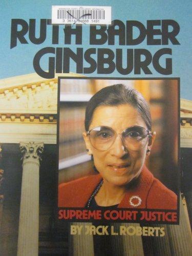 9781562947446: Ruth Bader Ginsburg (Gateway Biography)