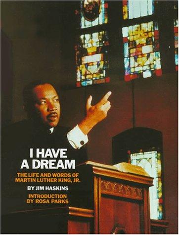 I Have A Dream: Jim Haskins
