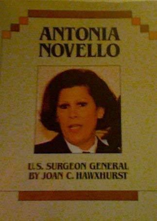 9781562948627: Antonia Novello, Pb (Hispanic Heritage)