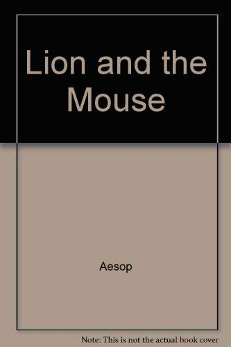 9781562949334: Lion & The Mouse, The (Trd)