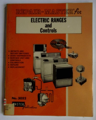 9781563020063: Repair Master for Electric Ranges and Controls
