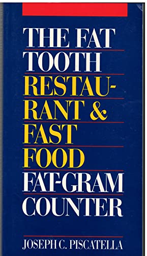 Fat Tooth Fat Gram Counter,the