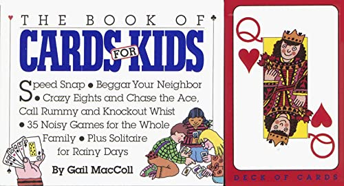 The Book of Cards for Kids: MacColl, Gail