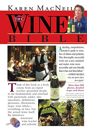 The Wine Bible: Karen MacNeil