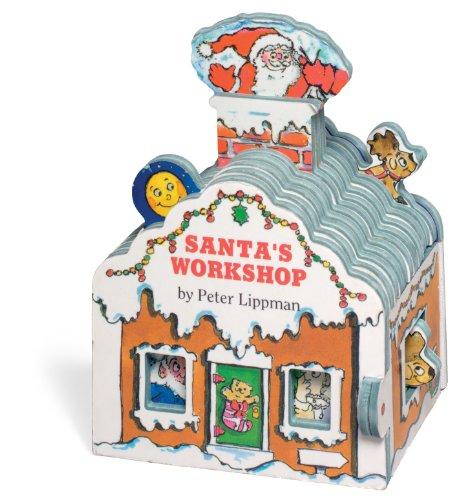 Mini House: Santa's Workshop (Mini House Book) (9781563054990) by Lippman, Peter