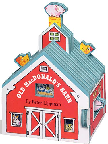 Mini House: Old MacDonald's Barn (Mini House Book) (9781563055003) by Lippman, Peter