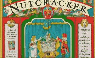9781563055034: The Nutcracker Storey Book Set & Advent Calendar