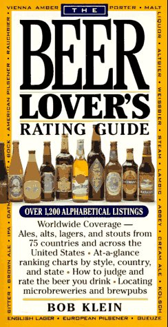 9781563056826: Beer Lover's Rating Guide