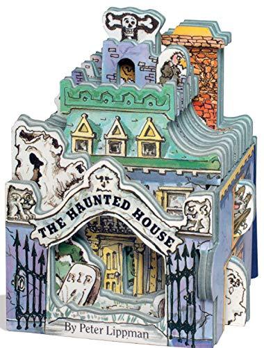 Mini House: The Haunted House (Mini House Book): Lippman, Peter