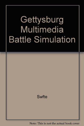 9781563059568: Gettysburg Multimedia Battle Simulation