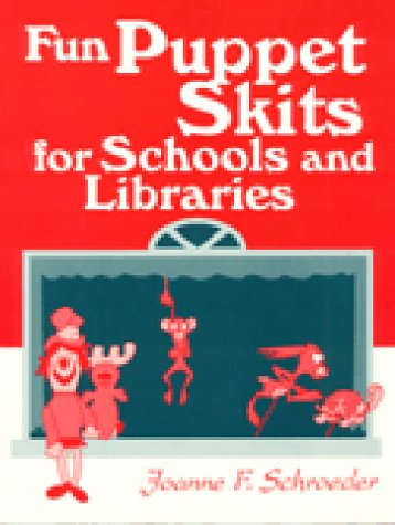 9781563082986: Fun Puppet Skits for Schools and Libraries