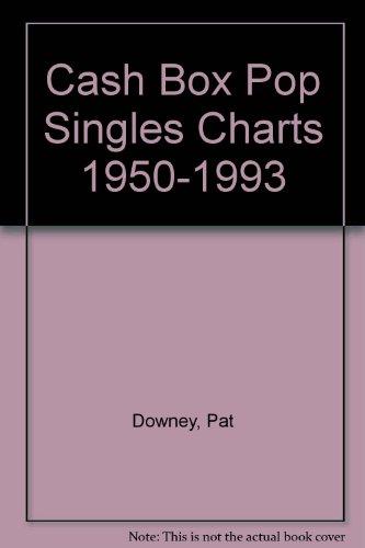 9781563083167: Cash Box Pop Singles Charts 1950-1993