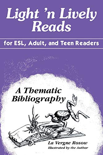 9781563083655: Light 'n Lively Reads for ESL, Adult, and Teen Readers: A Thematic Bibliography