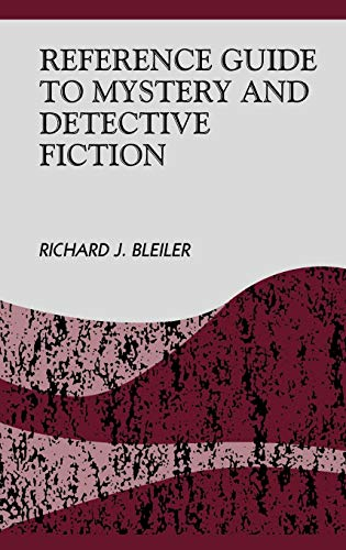 9781563083808: Reference Guide to Mystery and Detective Fiction (Reference Sources in the Humanities)