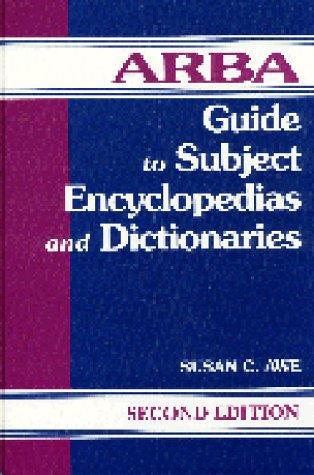 9781563084676: ARBA Guide to Subject Encyclopedias and Dictionaries