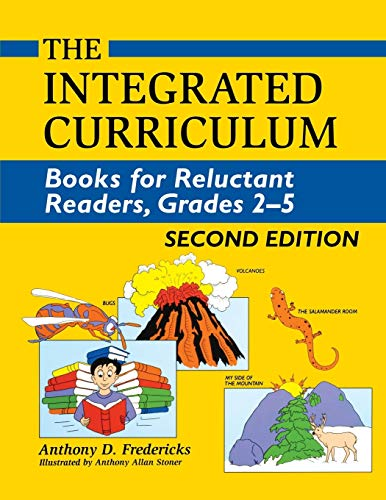 9781563086045: The Integrated Curriculum: Books for Reluctant Readers, Grades 25 (Teacher Ideas Press)