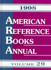 9781563086236: American Reference Books Annual 1998