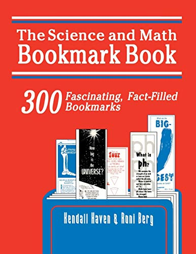 9781563086755: Science and Math Bookmark Book: 300 Fascinating, Fact-Filled Bookmarks