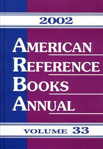 American Reference Books Annual: Wynar, Bohdan S.